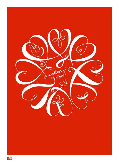 10 - plakat Endless love