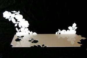 3 - polička z metulji