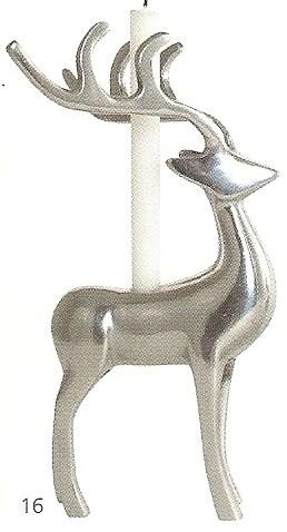 25- jelenček svečnik